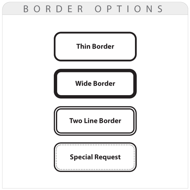 Border Options